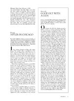 argumentative essay on environmental concerns